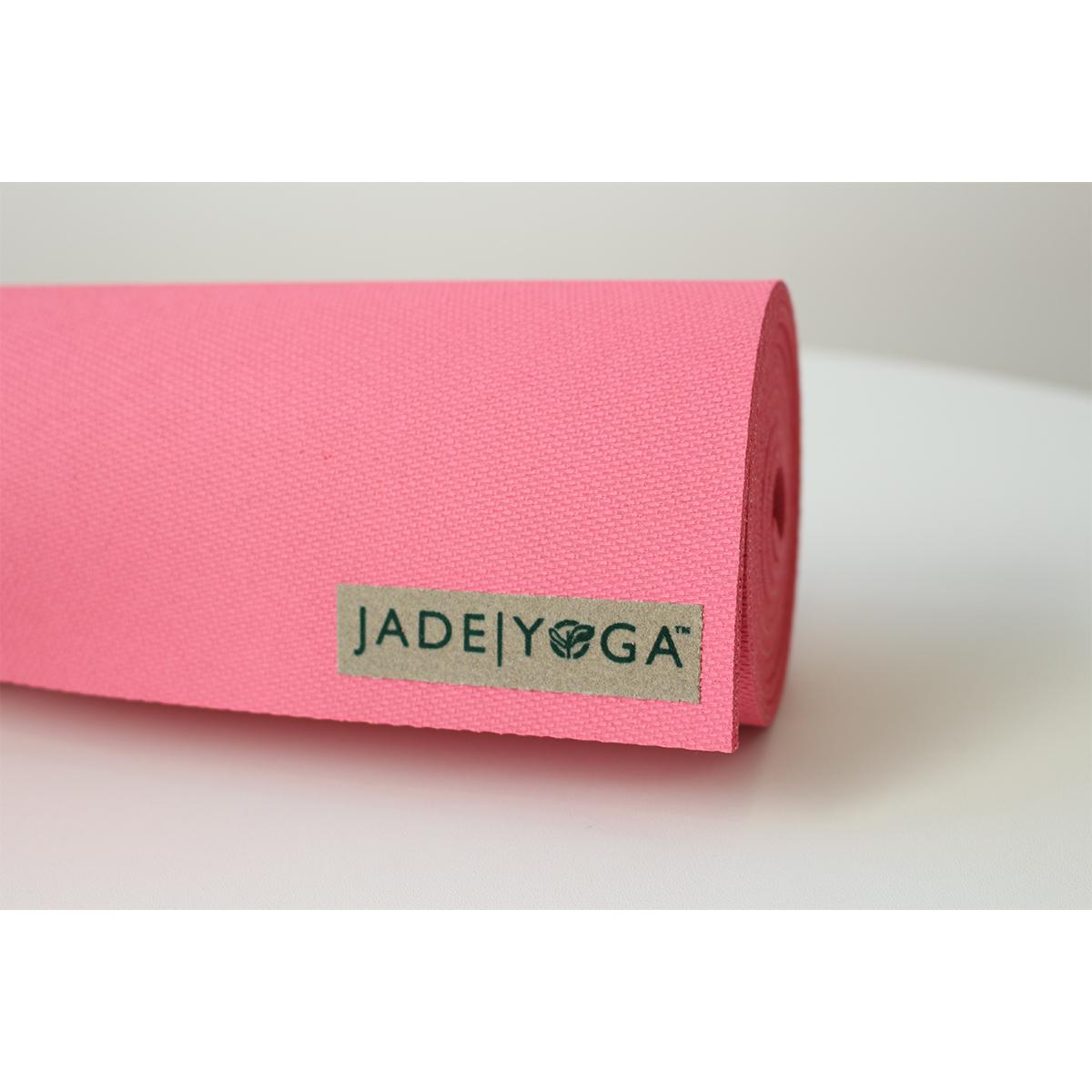 [正規品]ジェイドヨガマット ハーモニープロフェッショナル4.5mm JADEYOGA│ヨガマット 天然ゴム ピラティス
