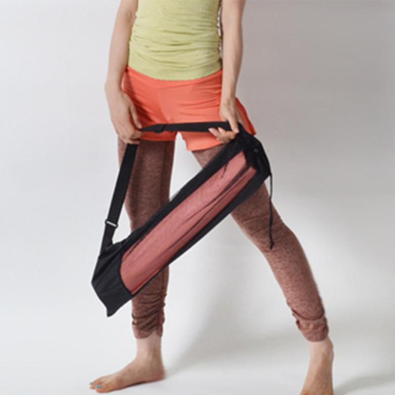 【ヨガワークス】 メッシュバッグ | #yogaworks #ヨガマットケース #収納ケース #ヨガマット #持ち運び #6mm対応
