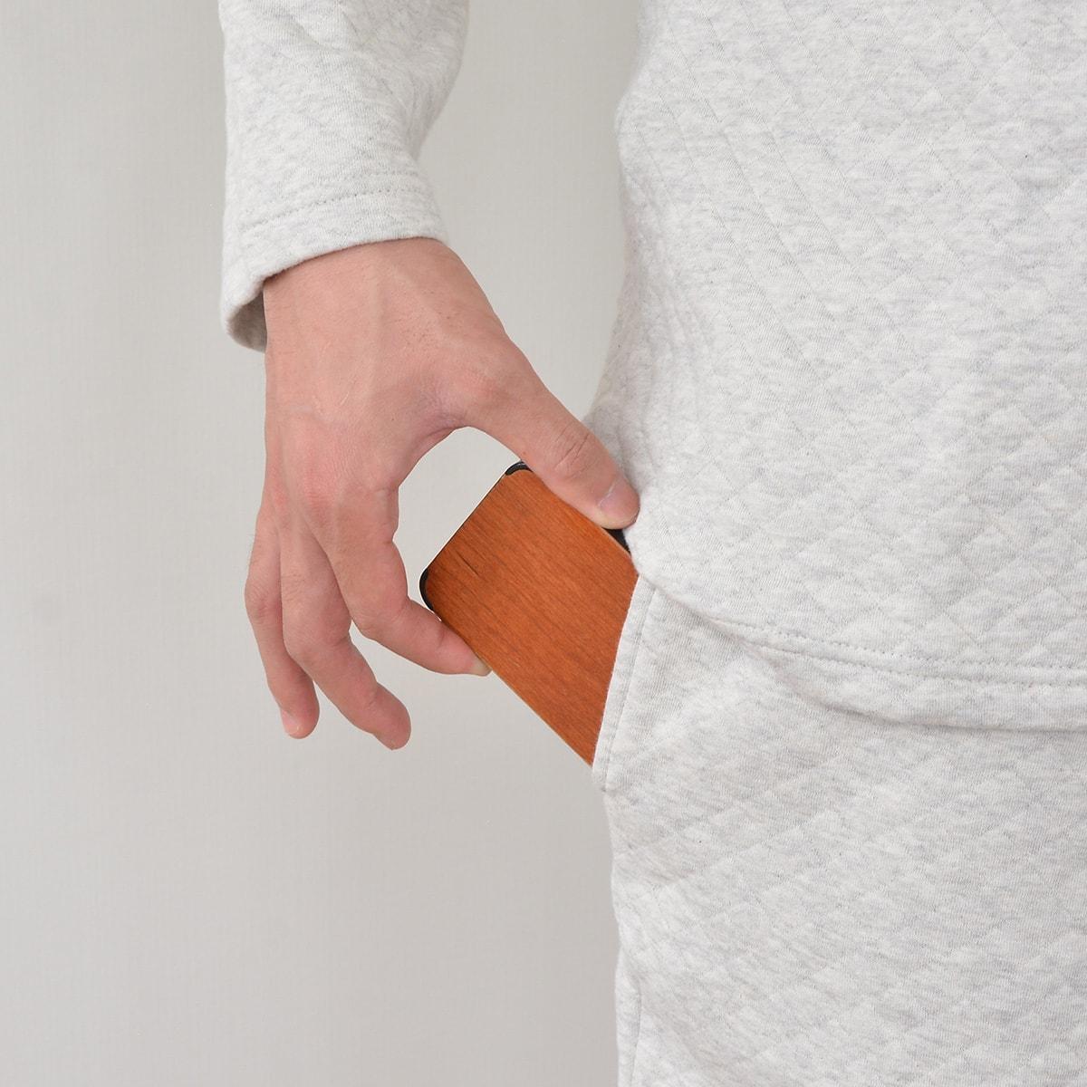 【リリーパレット】 キルトニットパジャマ メンズ | #Lilypalette #パジャマ #ルームウェア #上下セット #メンズ #長袖 #コットン100%