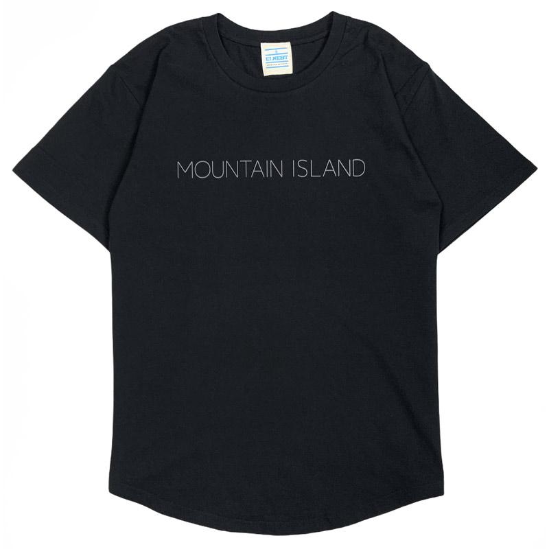 MOUNTAIN ISLAND ROUND Tee