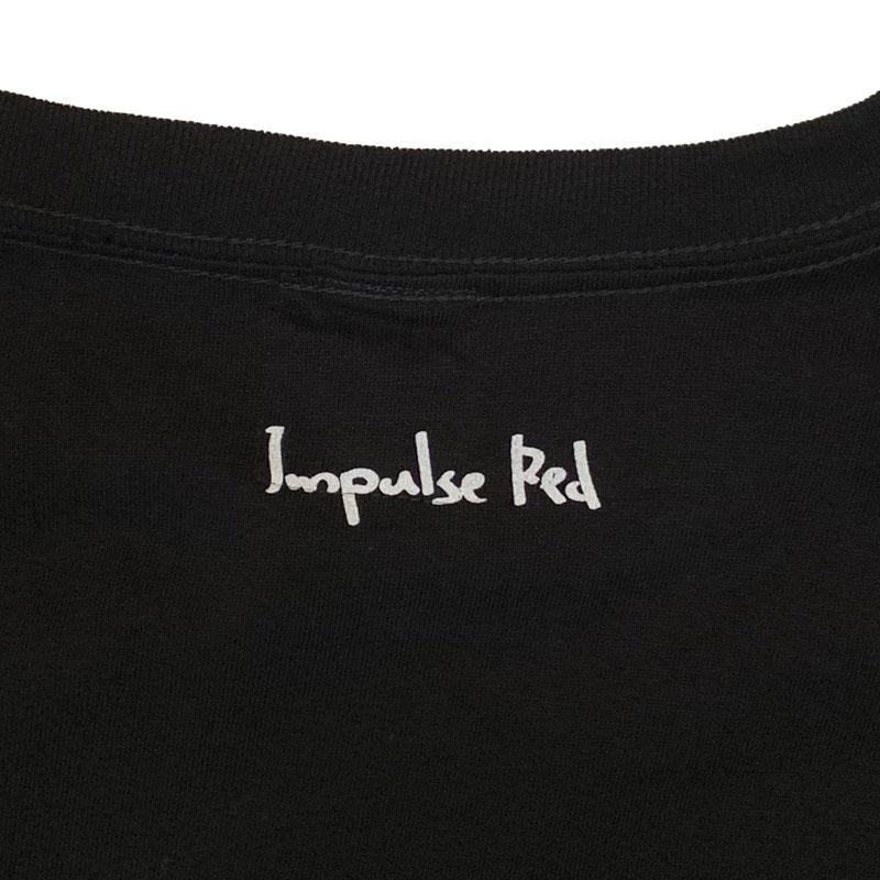 IMPULSE RED L/S TEE