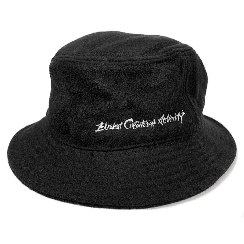 THE BRUSH RUNS WOOL Hat