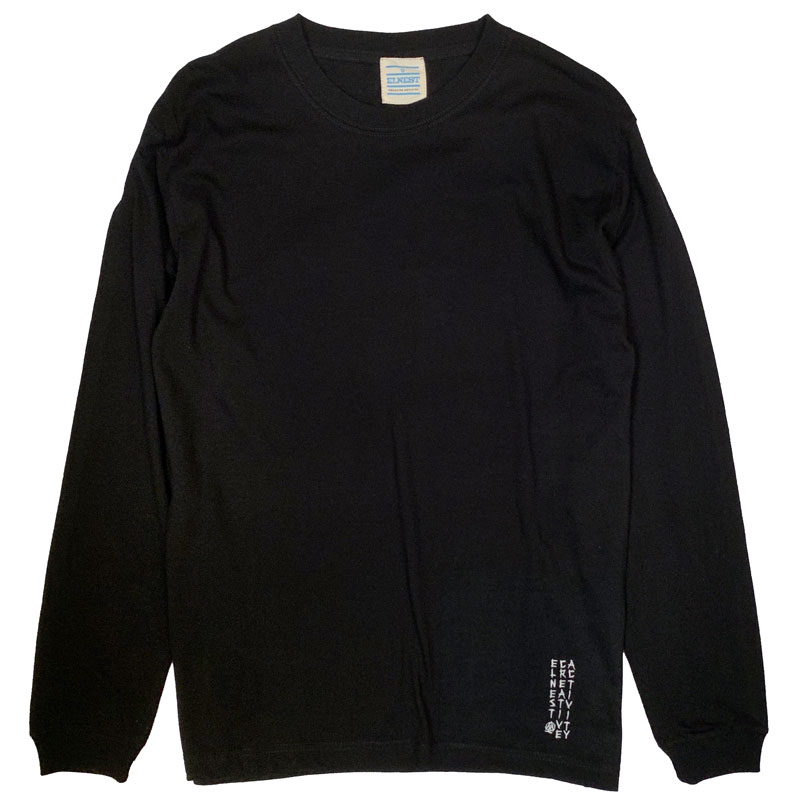PLACE MARK L/S TEE