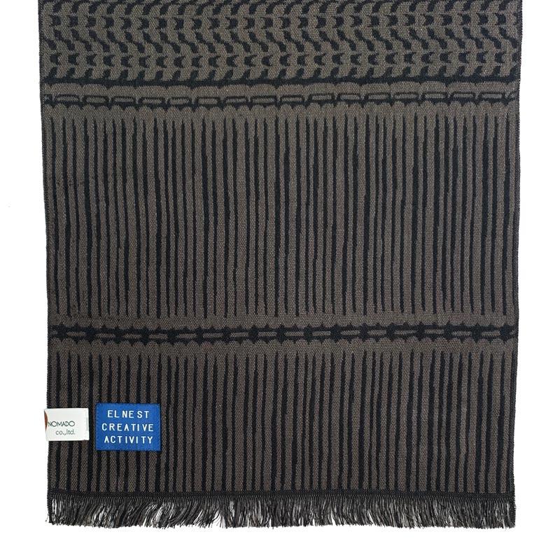 IMABARI TOWEL LONG STOLE / KAKUREMINO