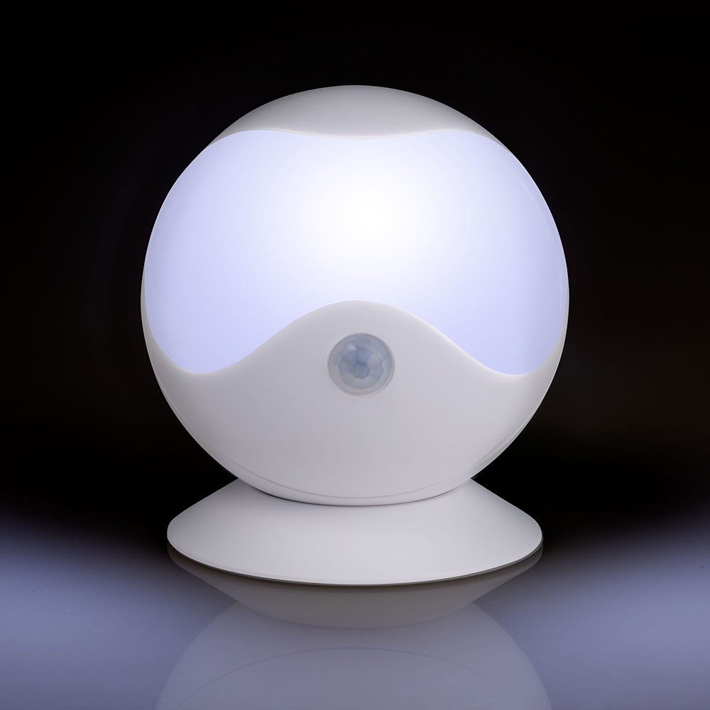 LEDナイトライト 人感センサー 白色/電球色 切替可能 PM-L750W