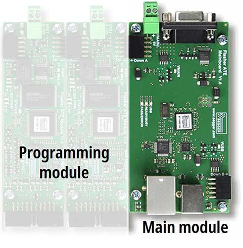 Flasher ATE Main Module 【取り寄せ対応品】