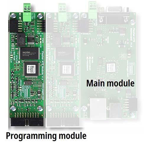 Flasher ATE Programming Module 【取り寄せ対応品】