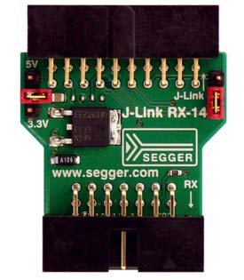 J-Link RX Adapter
