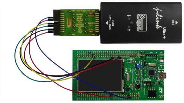 J-Link Measurement+Patch Adapter
