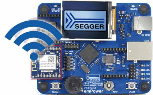 WiFi Module for emPower - RS9113 (2.4 GHz)