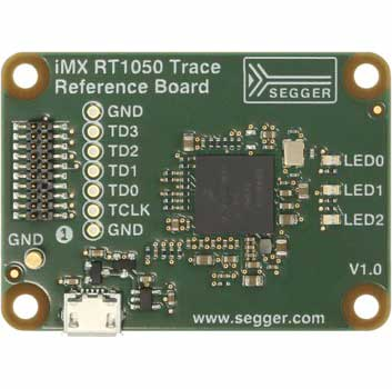 iMX RT1050 Trace Reference Board