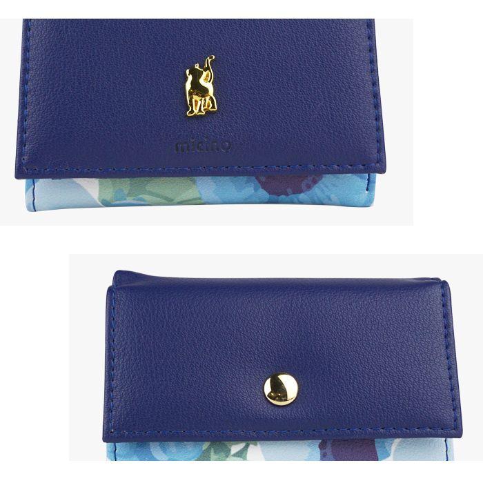 財布 レディース 小さい財布 極小財布 ミニウォレット  折りたたみ 三つ折り 猫 猫グッズ 小さい コンパクト おしゃれ カード入れ 小銭入れあり カジュアル サイフ