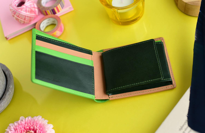 【カスタムオーダー】二つ折り財布