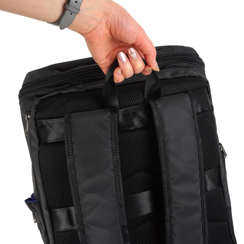 リュックサック バックパック デイパック ビジネスリュック キャリーオンバッグ 通勤 通学 出張 旅行 収納 メンズ 大容量 ファッション mobac
