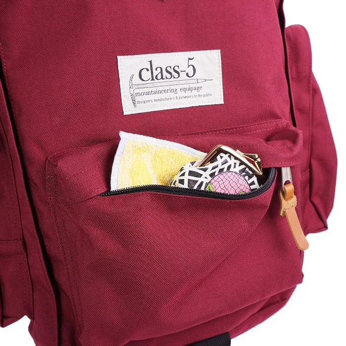 リュックサック レディース メンズ バックパック デイパック 大容量 ボックス型 カジュアル コーデュラ ファッション アウトドア 旅行 お出掛け 22L オシャレ ArchiveLine class-5
