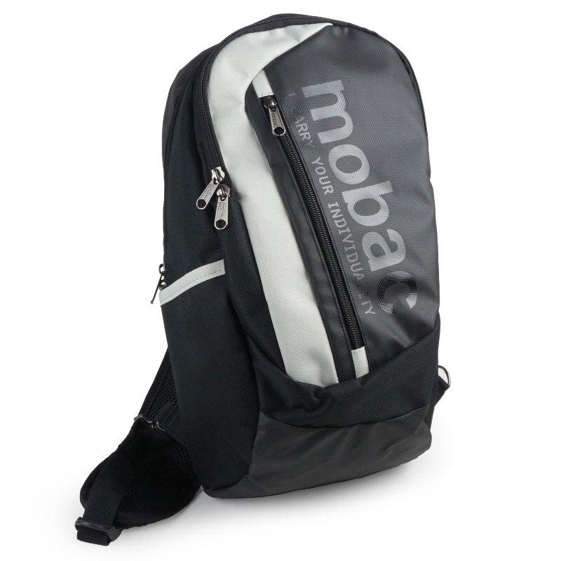 ボディバッグ ワンショルダー メンズ 軽量 スマート クッションポケット メッシュ かっこいい mobac