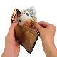 財布 レディース 二つ折り財布 折りたたみ財布 がま口 本革 日本製 革財布 鹿革 エレガント レース柄 レースフラワー 古都印伝