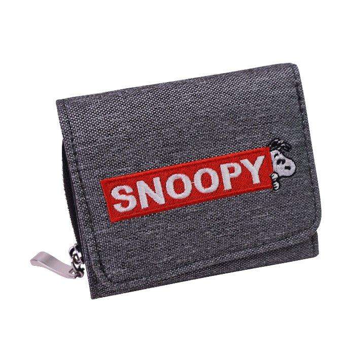 スヌーピー 財布 三つ折り 3つ折り ミニ レディース シンプル 大人 向け キュート SNOOPY キャラクター かわいい 小さい サイフ ショートウォレット