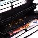 財布 メンズ 長財布 ラウンドファスナー ツートンカラー バイカラー 4色展開 カジュアル mobac モバック ギフト 祝い 長サイフ プレゼント