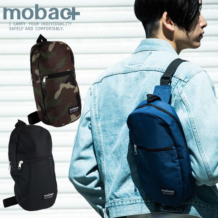 ボディバッグ バッグ ワンショルダー メンズ 軽量 軽い ファッション カジュアル シンプル 迷彩 mobac+