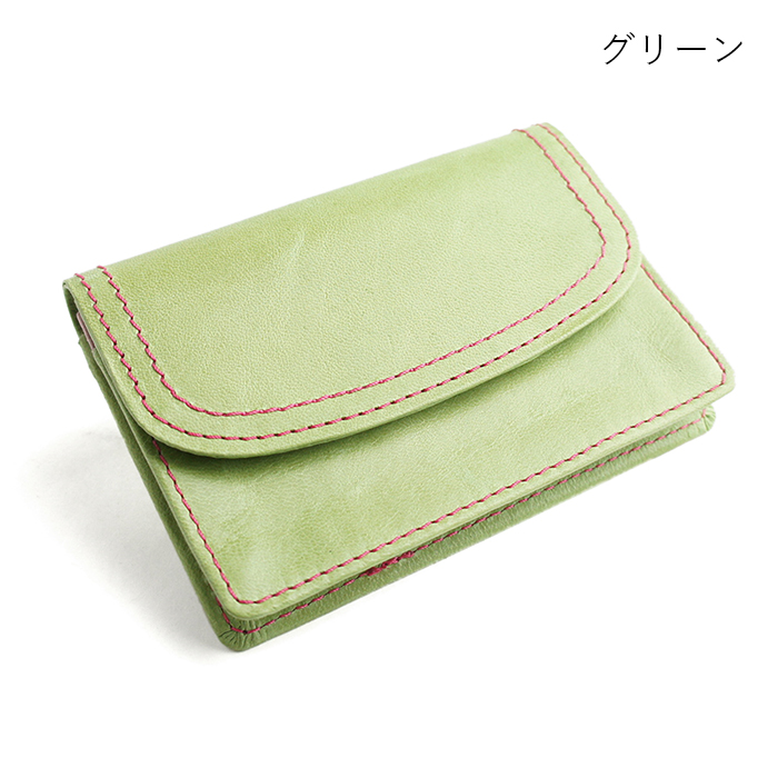 paccapacca キャンディ 名刺入れ