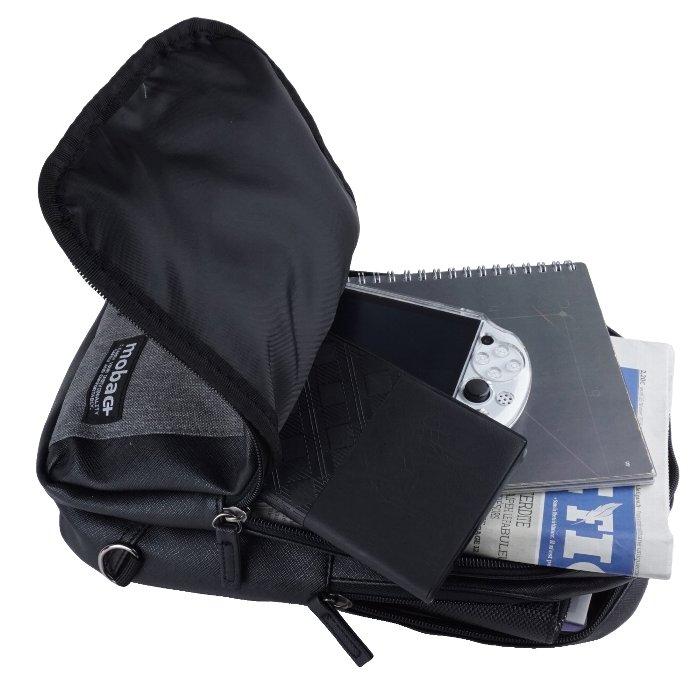 ボディバッグ ワンショルダー メンズ 軽量 軽い 大きい ファッション カジュアル シンプル かっこいい mobac+