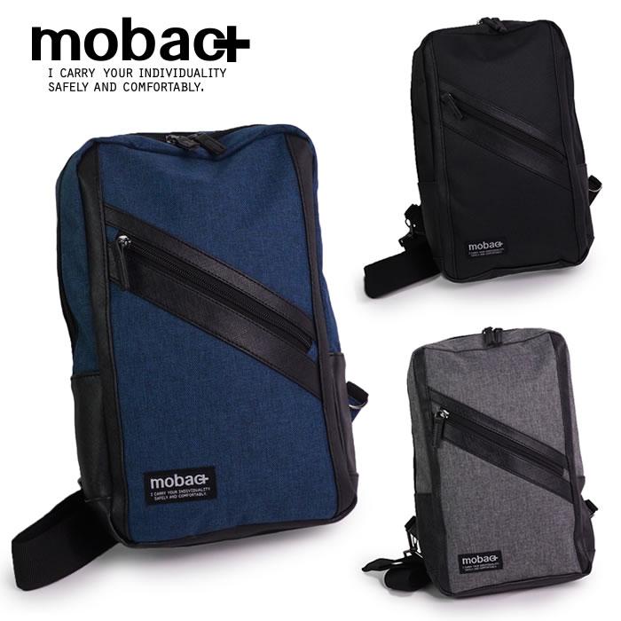 ボディバッグ ワンショルダー メンズ 軽量 軽い 大きい  ファッション カジュアル シンプル mobac+