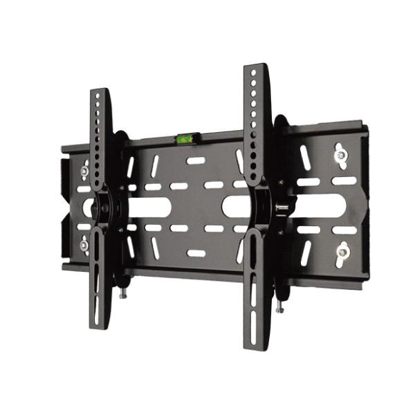 【26〜42型対応】DIY向け汎用テレビ壁掛け金具 上下角度調節 - PLB-228S