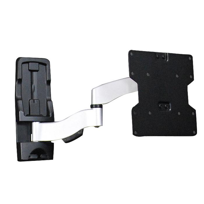【32〜42型対応】超高品質テレビ壁掛け金具 下向き左右アームタイプ - AE222