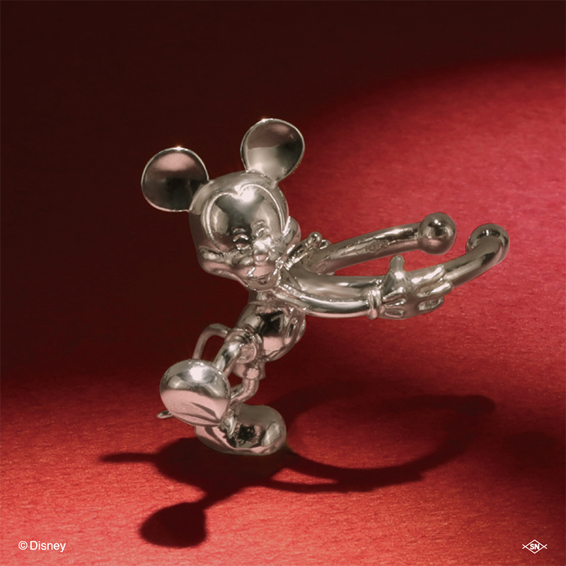 【Disney】 DIS-ER01 ※受注生産