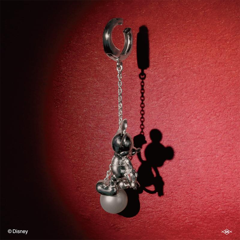【Disney】 DIS-ER02 ※受注生産