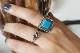 【WEB限定】 Circle Signet Ring