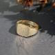 【WEB限定】 Large Signet Ring