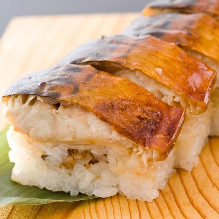 押し寿司3種セット-天皇の料理番トリビュートセレクション