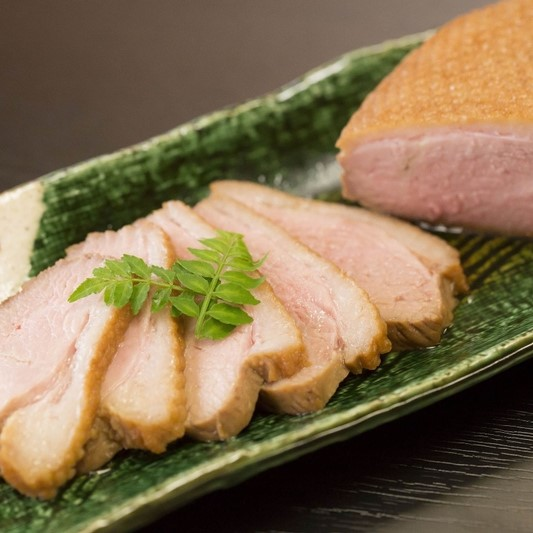 合鴨ロース2個セット-天皇の料理番トリビュートセレクション