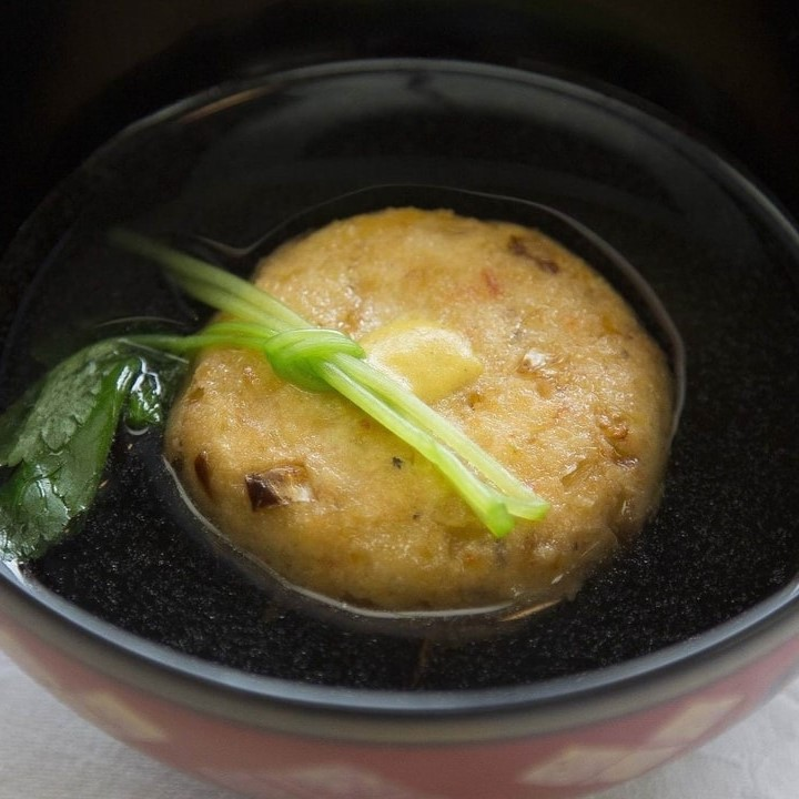 さばの昆布巻き・甘えびおから饅頭セット-天皇の料理番トリビュートセレクション