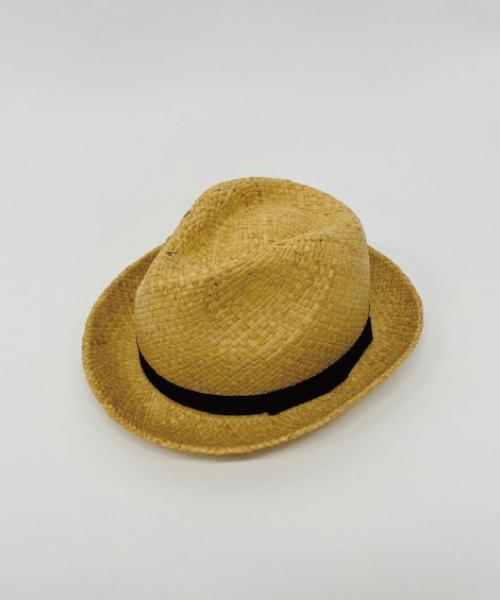 50%OFF  ラフィアシート中折れ帽