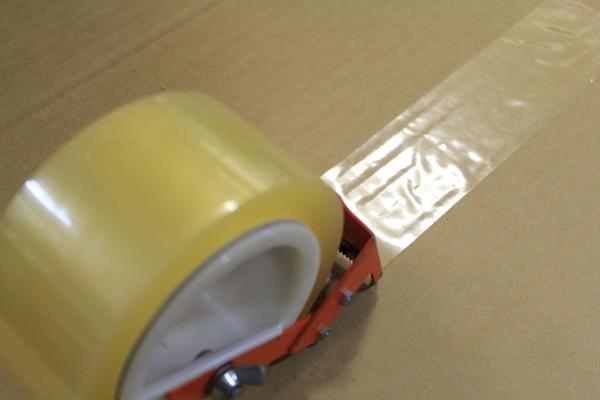 ニチバン 660PF カートンテープ 50mmX50m 透明