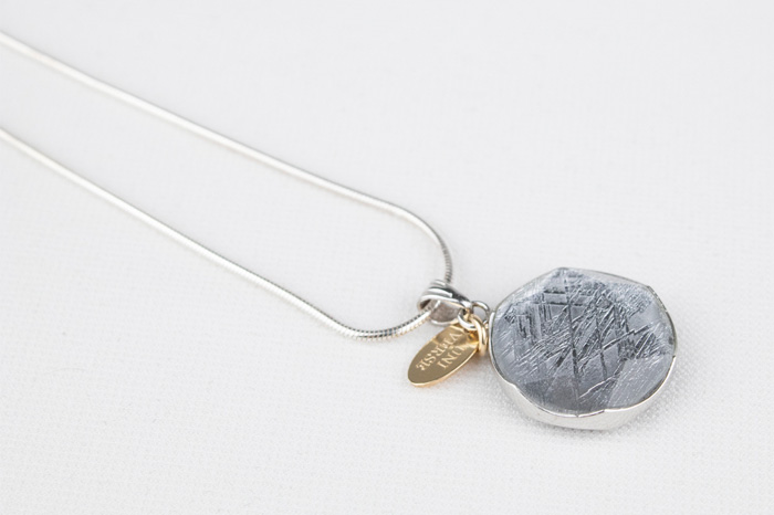 ドリーム隕石ペンダント