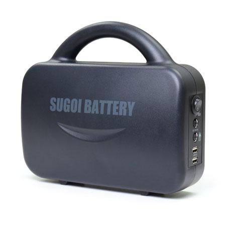 【特価】SUGOI BATTERY