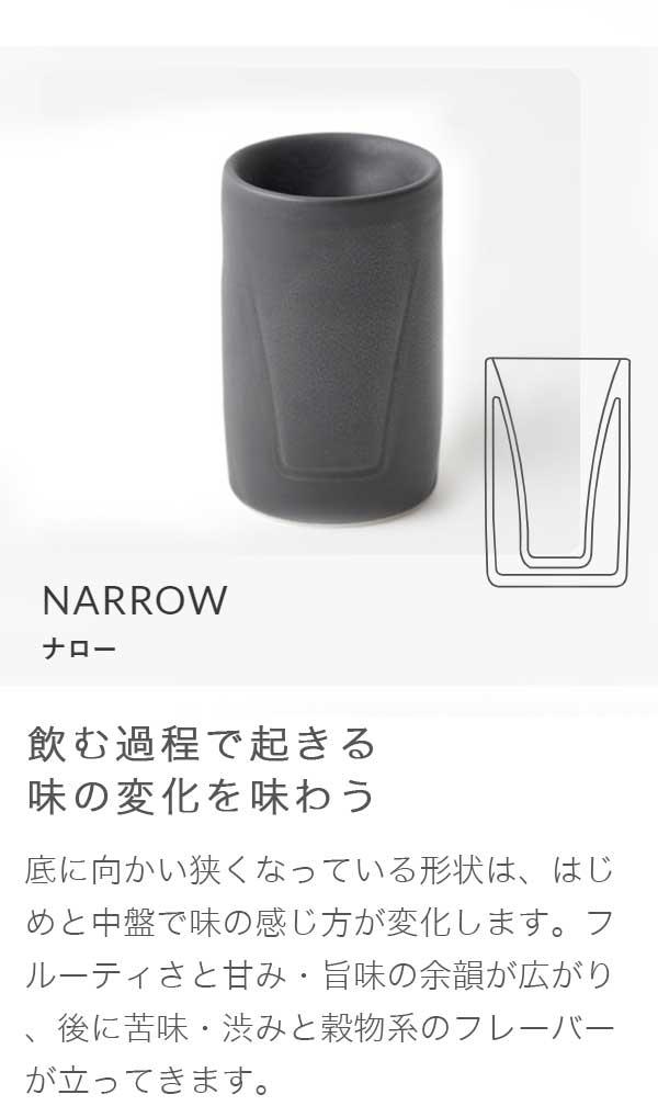 IKKON ぐい呑みセット(黒釉)