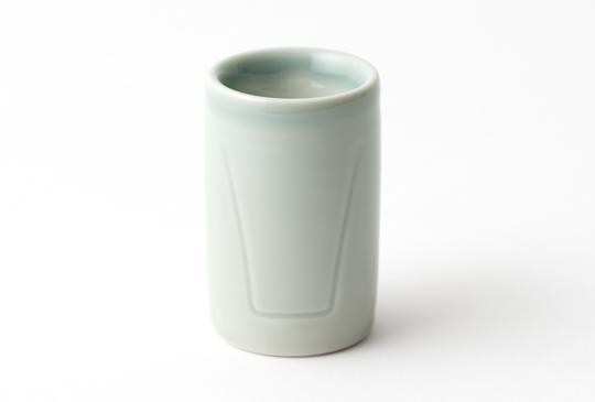 IKKON ぐい呑みセット(緑釉)