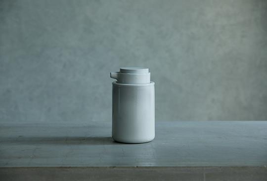 IKKON 酒燗器(黒釉)