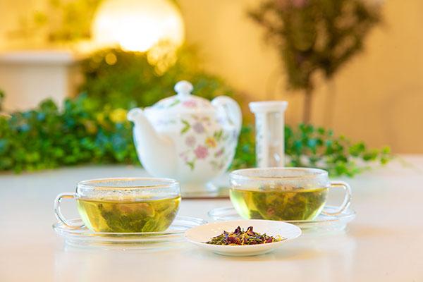 【コーディアルハーブ】Garden of grace 恵みの庭 花香茶