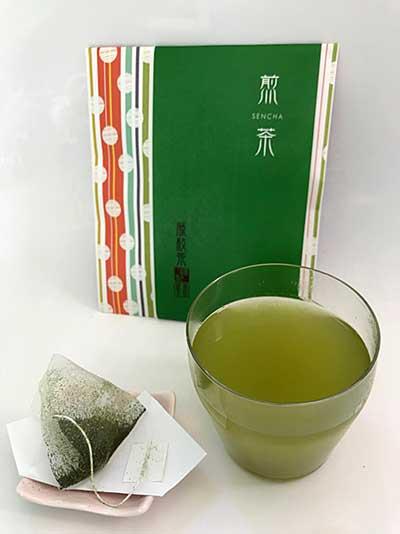 有機藤枝煎茶[2g×12]【マツバ製茶】