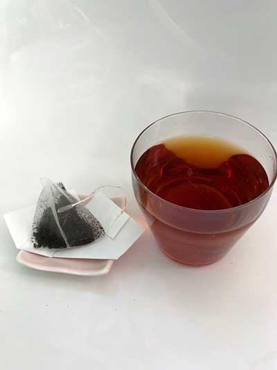 有機藤枝紅茶[2g×12]【マツバ製茶】