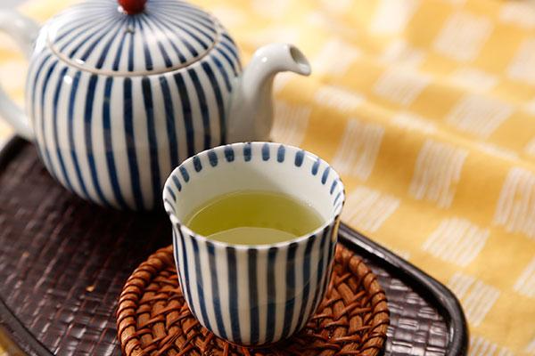 抹茶入り玄米茶 「共助のこころ」【島田農園】