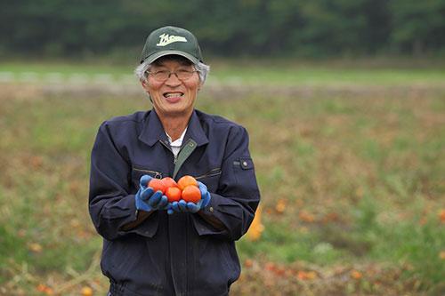 【余湖農園】トマト大福&ハスカップ大福セット[各5個 10個セット]