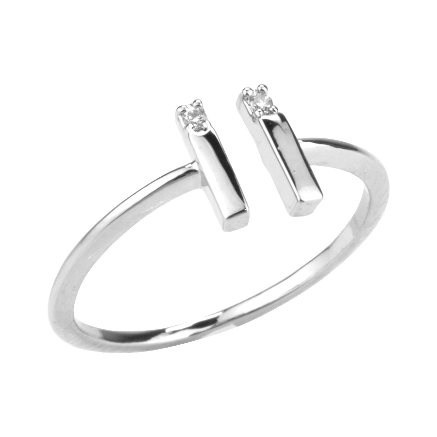 Tラインリング(Silver)