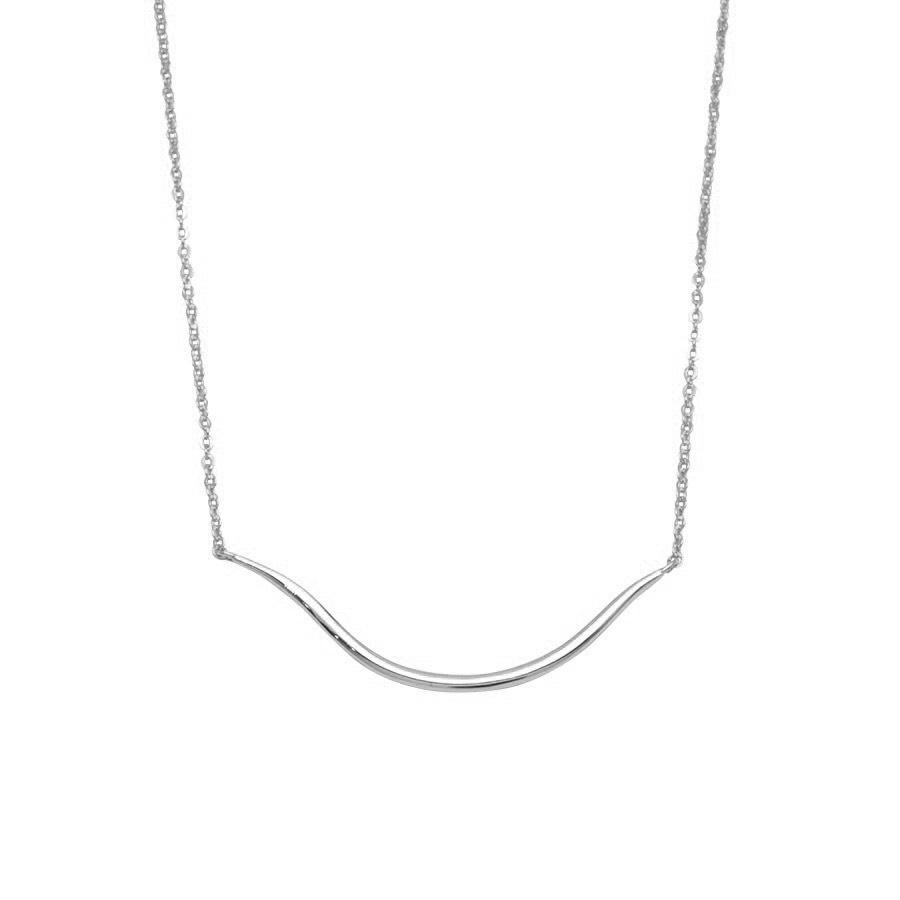 アンダーカーブネックレス【ニッケルフリー】(silver)